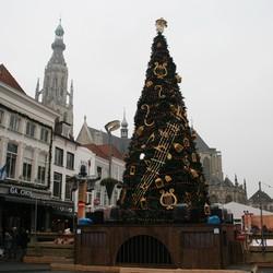 Kerstboom Breda