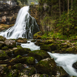 Gollinger waterval