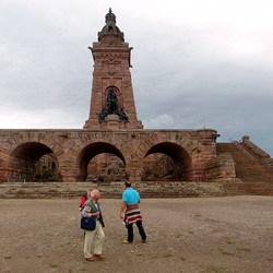 Kyffäuser monument,