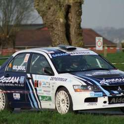 TAC Rally Tielt (België) 2009