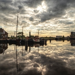 Willemsoord (Den Helder) in the cloud