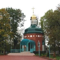 Oekraine Kerk in Borodyanka