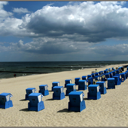 Aan de Pommmersche Bucht