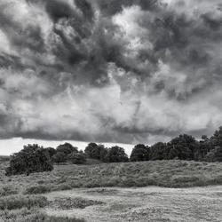 Wolken boven Herikhuizerveld