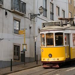 Tram, Lijn 28, Lissabon