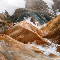 IJslandse hooglanden - Kerlingarfjöll