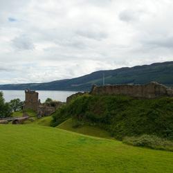 Urquhart castle, Schotland