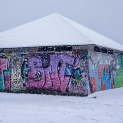 In de ban van de sneeuw.