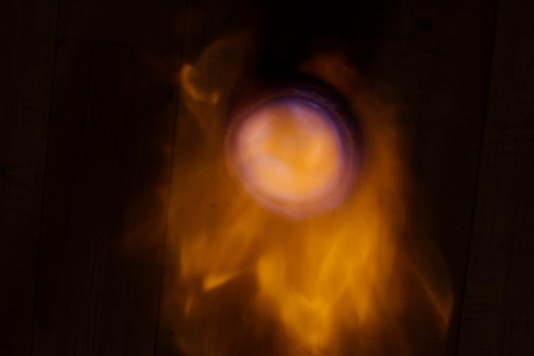 Fire  - Spelen met vuur