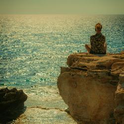 Uitzicht cyprus