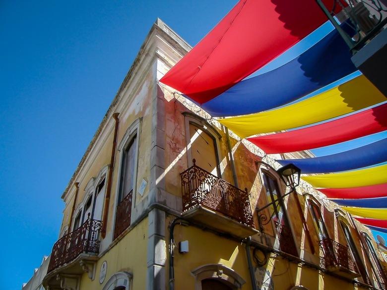 Kleurrijk Loulé | Portugal  -