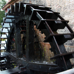 Waterschoep bij Singraven