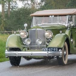 Packard twelve, Bouwjaar 1957