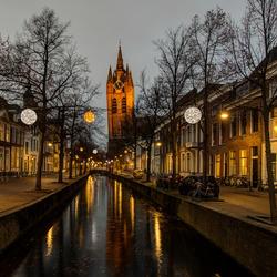 Delft - Oude delft - Oude kerk
