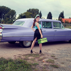 Purple dream Limousine