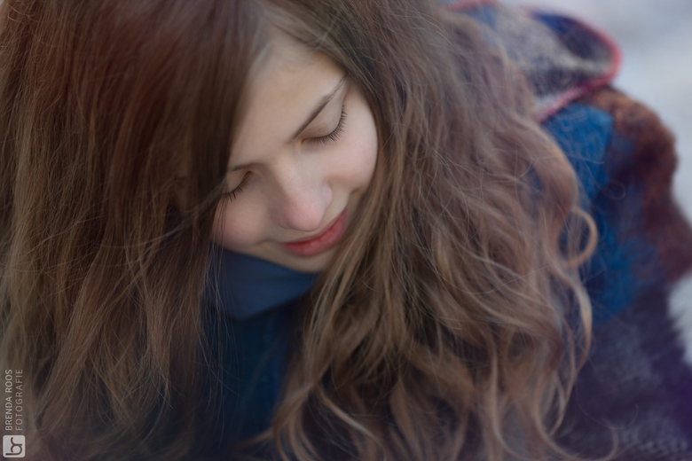 winterportret - iso200<br /> F2<br /> 135mm<br /> 1/640sec