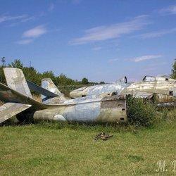 Vliegtuigwrak