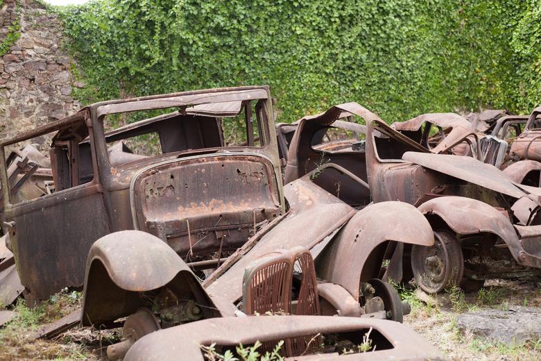 Oradour sur Glane, SS terrorisme - www.oradour.org/en