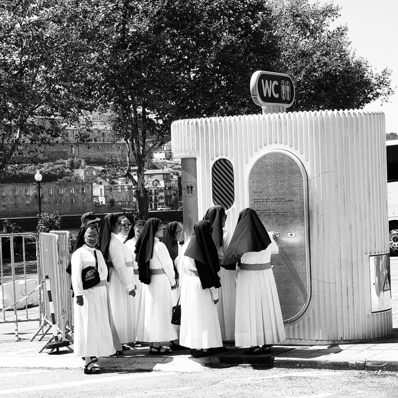 Nuns have needs - Porto 2019
