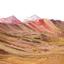 Surreal colour landscape