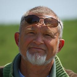 Portret van mijn schoonvader