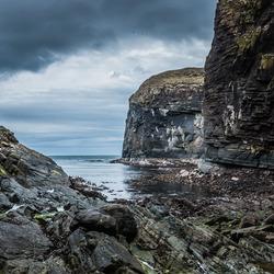 Whaligoe Steps, Schotland