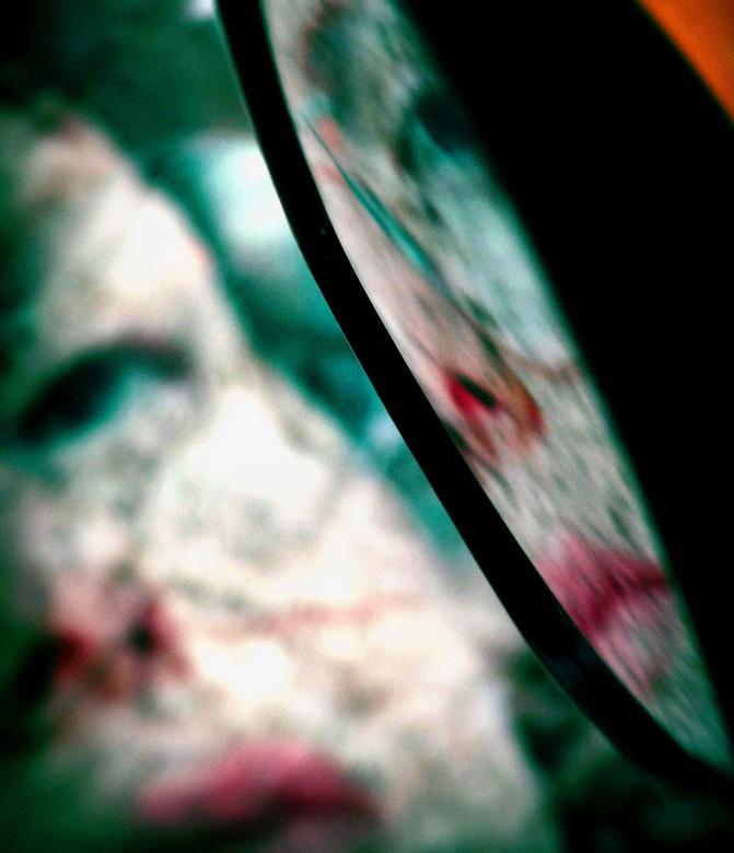 Blood Red Lips - <br /> <br /> dank voor waarderingen bij vorig fotowerk