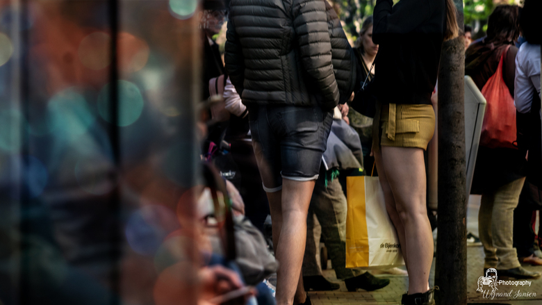I like your shorts. And I like your little shorts. -