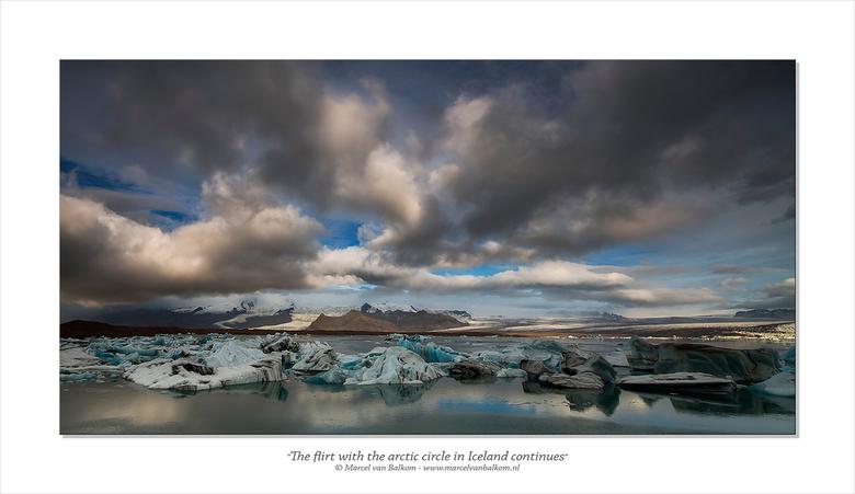 the flirt with the arctic circle continues .... - een vooruitzicht ... <br /> Komende weken leiden we weer een phototour in IJsland in samenwerking m