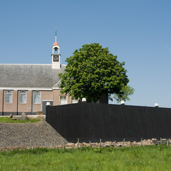 Kerk Middelbuurt Schokland