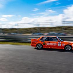 Racen op Zandvoort