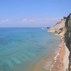 Corfu zeegroen