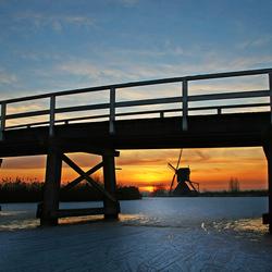Kinderdijk brug