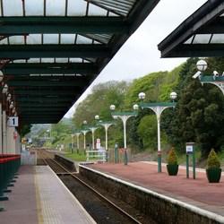 Station Ulverston