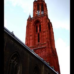 Kerktoren St Jans Maastricht