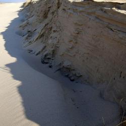 Zand rotsen