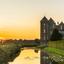 Sunset Castle-