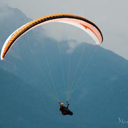Paragliden in Oostenrijk