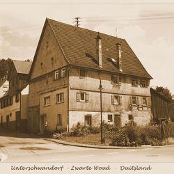 Unterschwandorf.