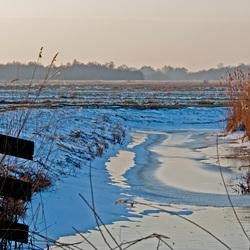 brrrrrr koud landschap