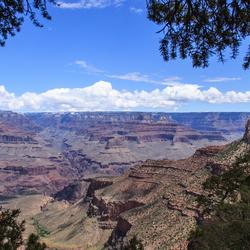 Adembenemend uitzicht Grand Canyon