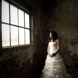 Bruid vol verwachtingen
