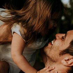 Liefde tussen vader en dochter