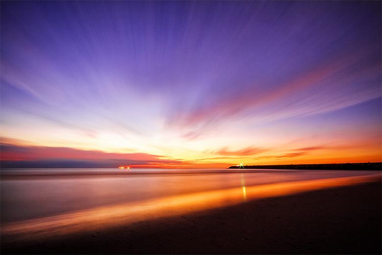 Sunset Sonata - HDR Fotografie van Cho Tang<br /> http://www.chopen.nl/