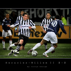 Heracles - Willem II  2-2