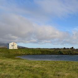 Huisje in IJsland