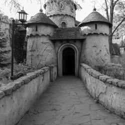 efteling in black & white 2