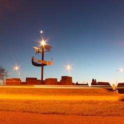 Stadskanaal by night 2
