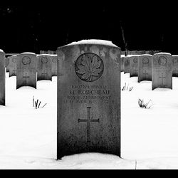 Canadian War Cemetery - 2