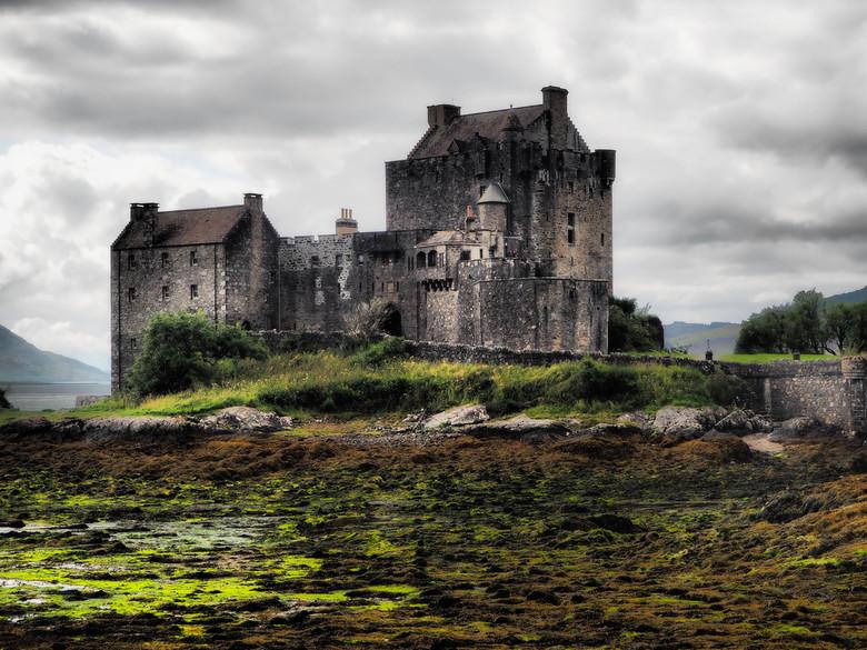 Eilean Donan Castle - Het meest gefotografeerde kasteel van Schotland, maar dan in mijn eigen interpretatie...